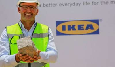 Juvencio Maeztu, CEO- India. IKEA