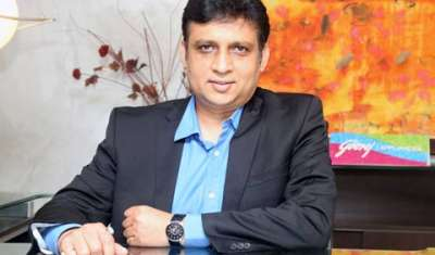 Prasoon Kumar, Vice President- Sales Godrej & Boyce Mfg. Co. Ltd