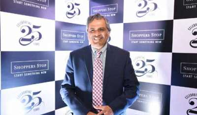 Govind Shrikhande, Customer Care associate & Managing Director, Shoppers Stop Ltd.