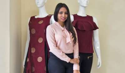 Shivani Poddar, co-founder, FabAlley