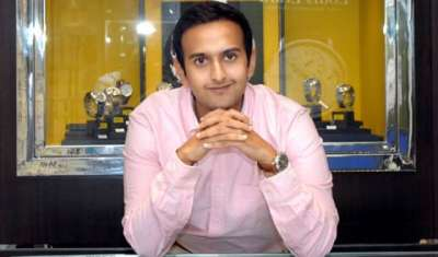 Pranav Saboo, Co- Founder, Ethos Watch Boutiques