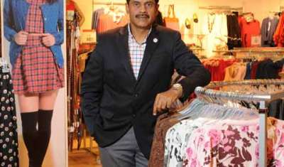 Vasanth Kumar, Executive Director, Max Fashion