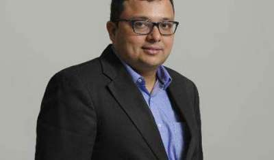 Jiten Mahendra, Vice-President (Marketing), Max Fashion