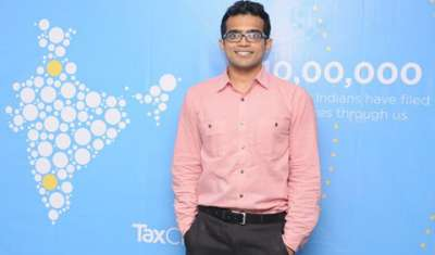 Archit Gupta, founder and CEO, Clear Tax