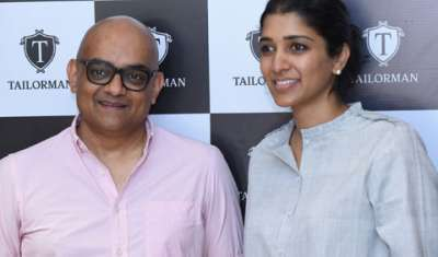Vidya Nataraj and Gautam Golcha, Co-Founders, Tailorman