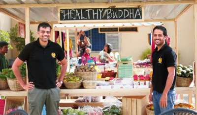 Anurag Dalmia, Co-founder, Healthy Buddha