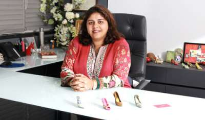 Farah Malik Bhanji, MD & CEO, Metro Shoes Ltd