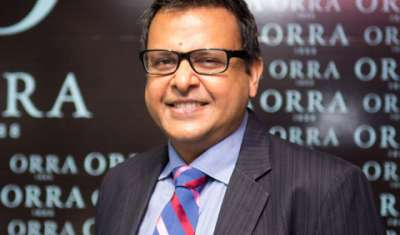 Vijay Jain, CEO and Director, ORRA
