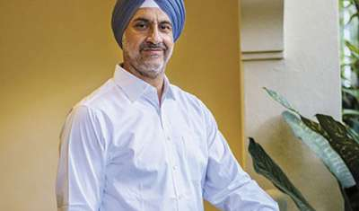 Kanwaljit Singh, Managing Partner, Fireside Ventures