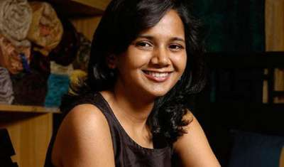 Lavanya Nalli, Vice Chairperson, Nalli Group