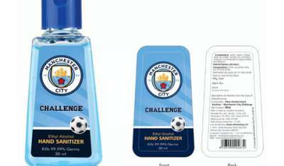 Shabis Marketing to launch ManCity FC perfumery range shortly!