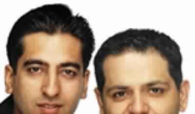 Rohit Gandhi and Rahul Khanna