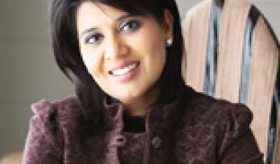 Anjali Goel, Owner and Founder, La Sarogeeka
