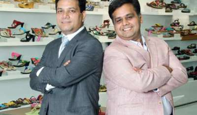 Anupam Bansal, Director-Retail & Raman Bansal, Director-Sales, Liberty
