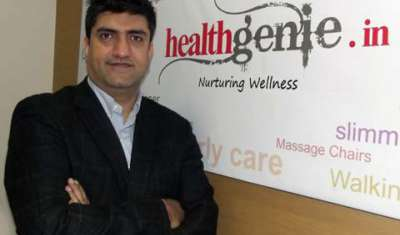 Omni-channel will enhance our visibility : Manu Grover, Founder, Healthgenie.in