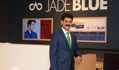 Jitendra Chauhan, CMD, Jade Blue