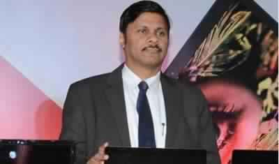 Sanjay Warke, Country Head, Toshiba India