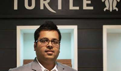 Shitanshu Jhunjhunwala, Director, Turtle Limited