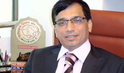 Tilokchand Kothari, Managing Director, Visagar Polytex Ltd