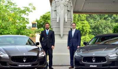 Bojan Jankulovski, Head of Operations, Maserati India