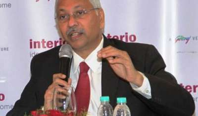 Anil S Mathur, COO, Godrej Interio