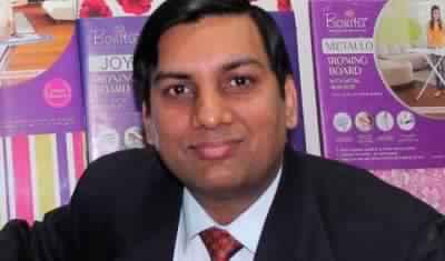 Umang Srivastava, Joint Managing Director, Bonita India