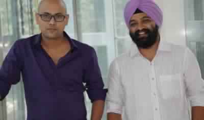 Ashwin Meshram & Sunpreet Singh Bindra, Co-Founders,One Rewardz