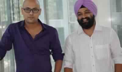 Ashwin Meshram & Sunpreet Singh Bindra, Co-Founders,One Rewardz