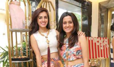 Sharnamli Mehra Adhar & Mitali Wadhwa, Founders, The Pink Post Inc