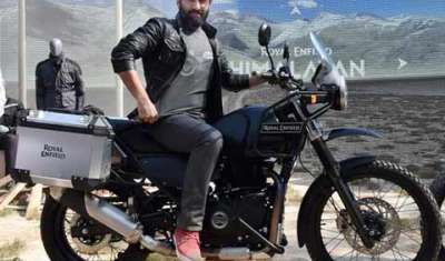 Siddhartha Lal, MD and CEO, Eicher Motors Ltd