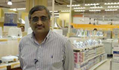 Kishore Biyani, Group CEO, Future Group