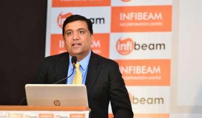 Vishal Mehta, Founder & Managing Director, Infibeam