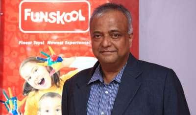 R Jeswant, Senior Vice President, Sales & Marketing, Funskool India Ltd