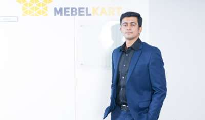 Rahul Agrawal, CEO & Co-founder, Mebelkart