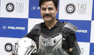 Pankaj Dubey, Managing Director, Polaris India