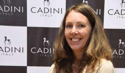 Daniella Nicolle Faralli, Brand Director, Cadini